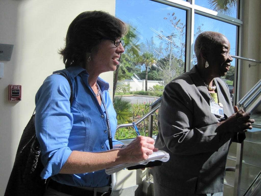 Mary Shedden talks to Annie Neasman