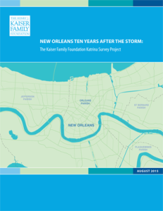New Orleans 10 Years After the Storm Cover Thumbnail