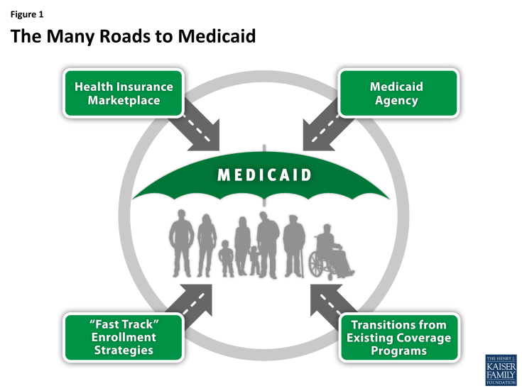 8530 - The Many Roads to Medicaid