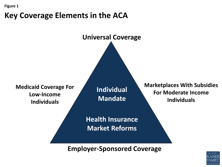 Figure 1: Key Coverage Elements in the ACA