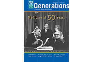 Generations Journal cover