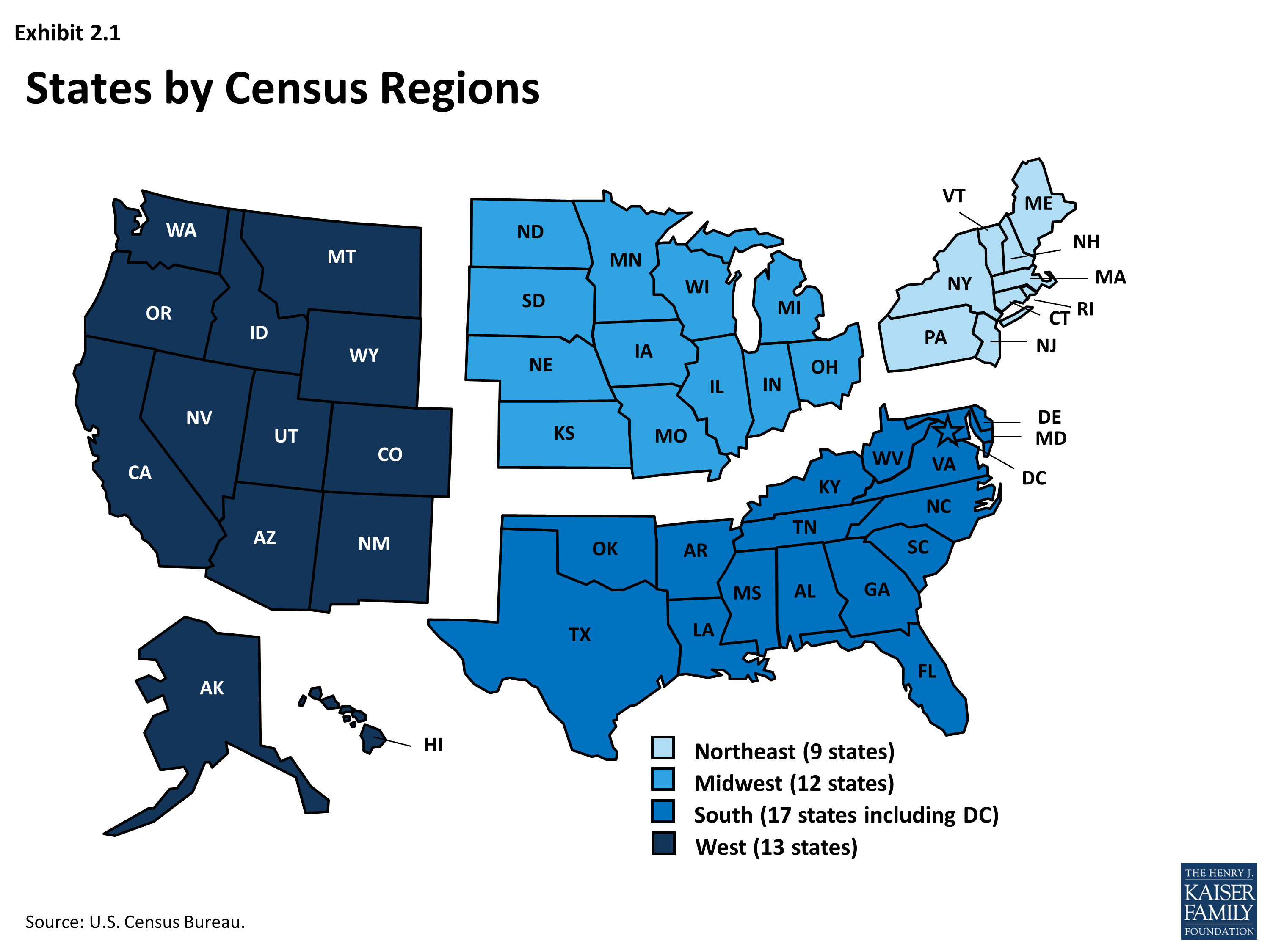 Trends in Medicaid and CHIP Eligibility Over Time – Section 2 ...