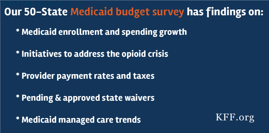 Medicaid Moving Ahead in Uncertain Times – Managed Care