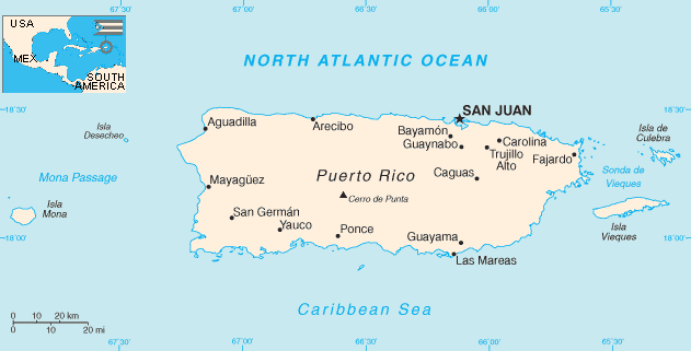 Public Health in Puerto Rico after Hurricane Maria   The ...