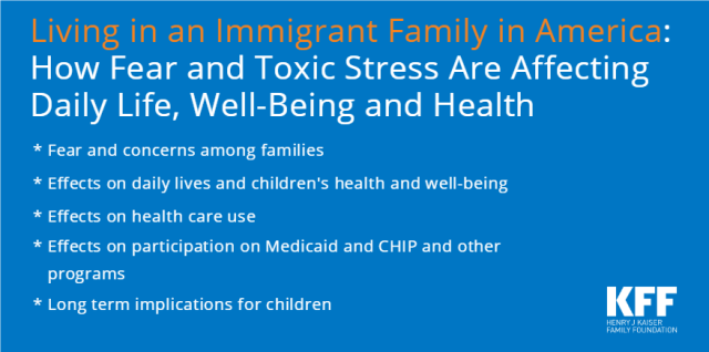 Living in an Immigrant Family in America – Issue Brief – 9130 | The