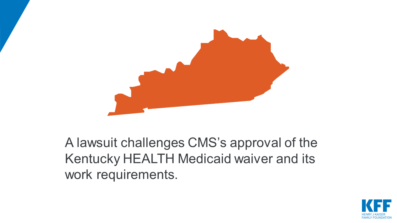 A Guide to the Lawsuit Challenging CMS's Approval of the