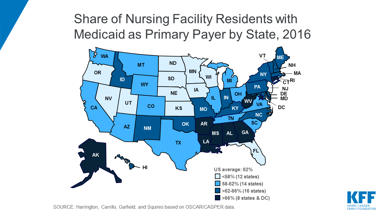 Nursing Facilities, Staffing, Residents and Facility