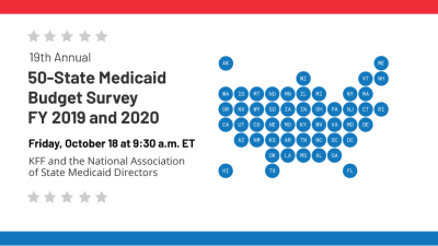 Medicaid Budge Survey Event