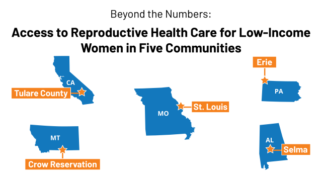 Beyond The Numbers Access To Reproductive Health Care For