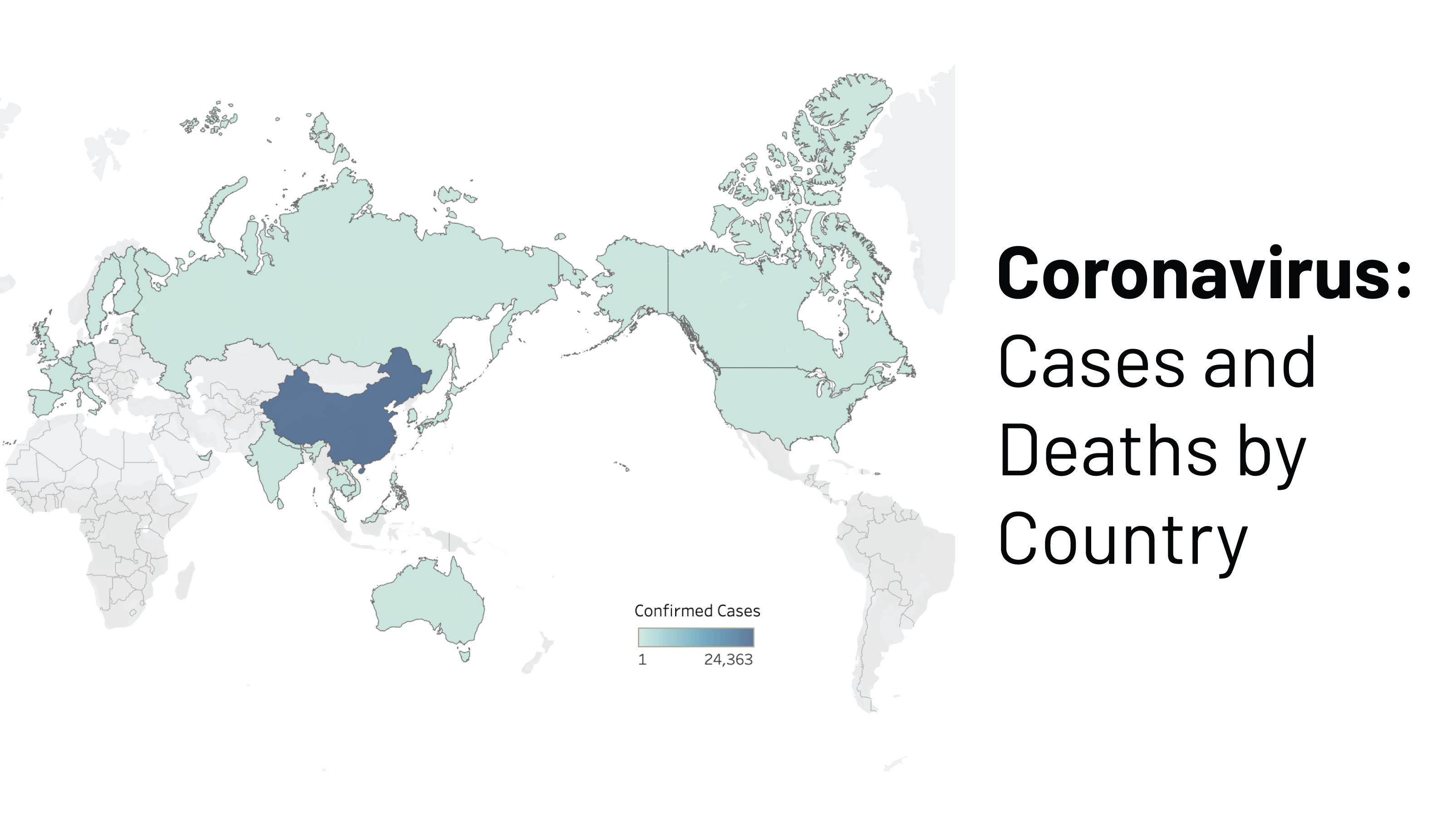 coronavirus tracker us map