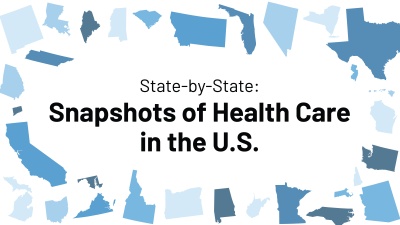 Snapshots of Health Care in the U.S.
