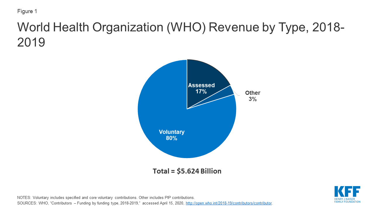 The U S Government And The World Health Organization Kff