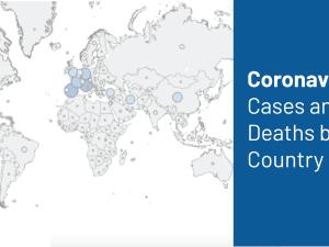 COVID-19 Coronavirus Tracker Image