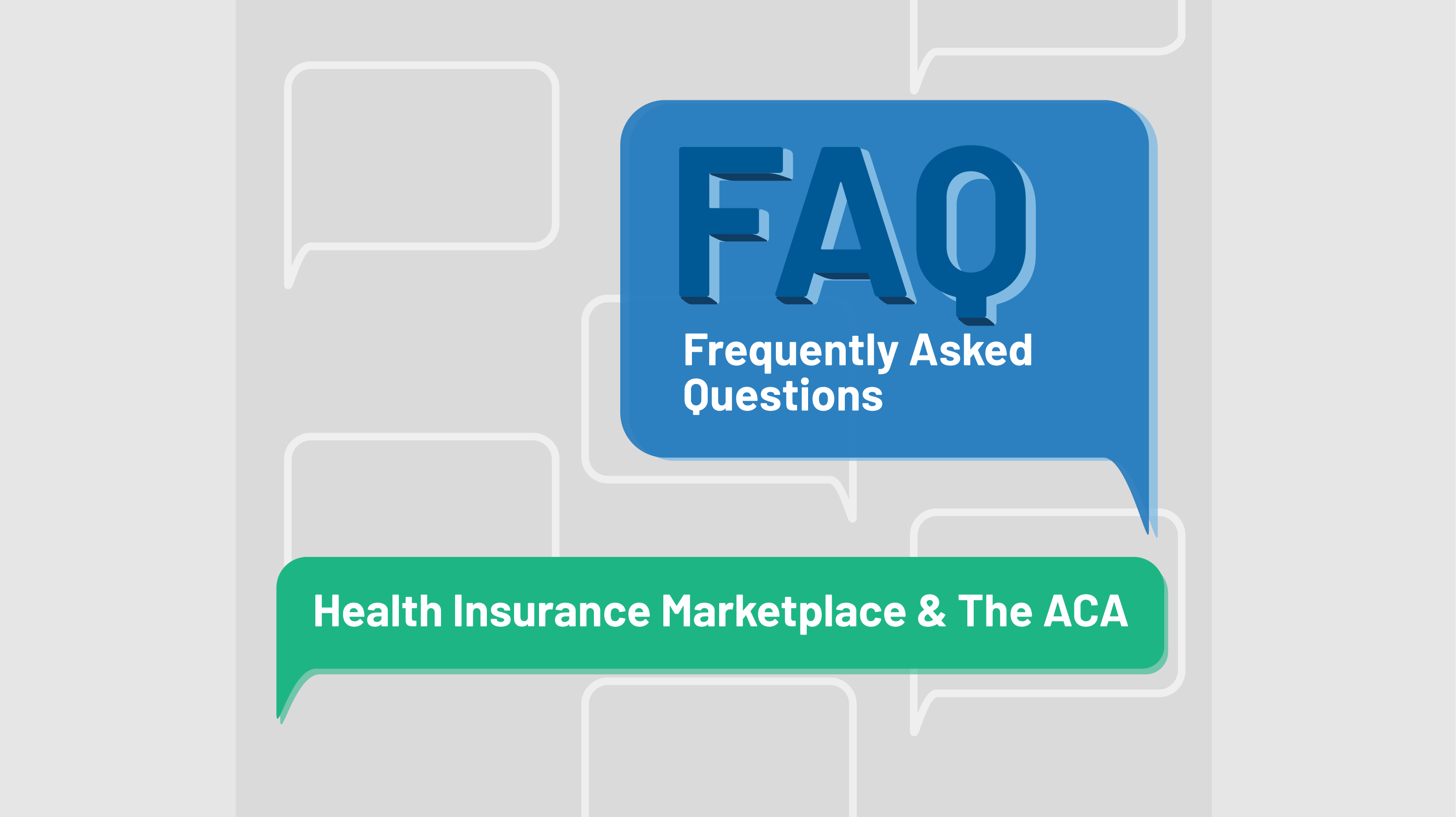 Faqs Health Insurance Marketplace And The Aca Kff