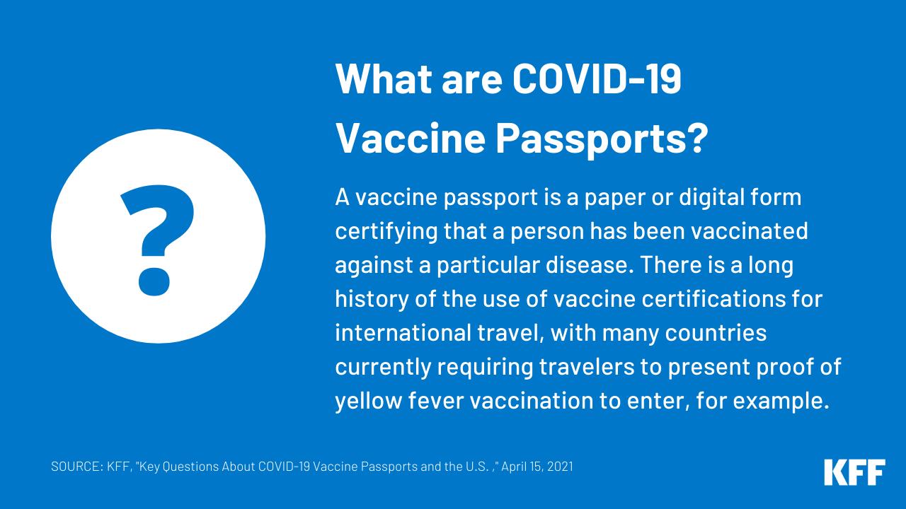 Twitter Vaccine Passports.