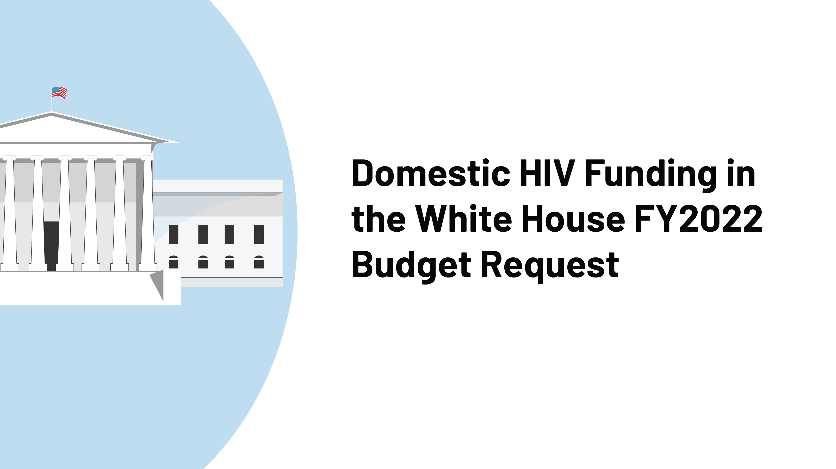 Domestic HIV Funding in the White House FY2022 Budget ...