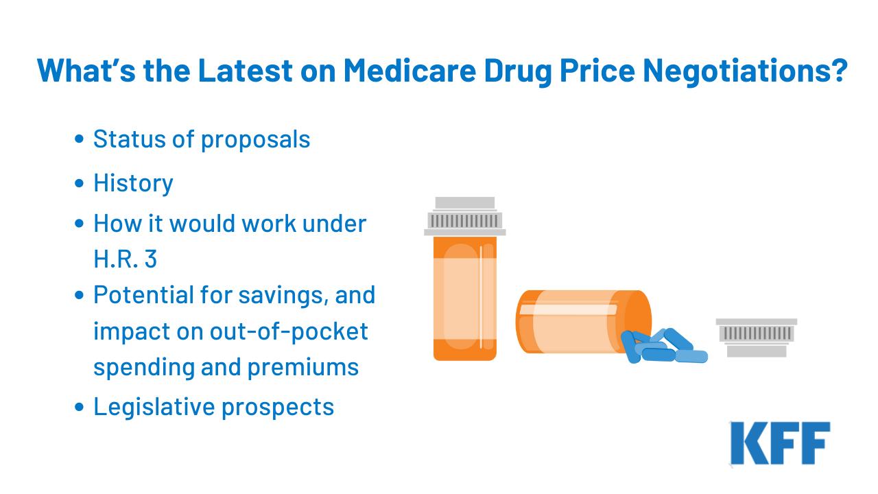 kff.org - Juliette Cubanski Follow @jcubanski - What's the Latest on Medicare Drug Price Negotiations?