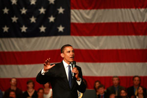Transcript: President Obama's Town Hall Meeting On Health Care