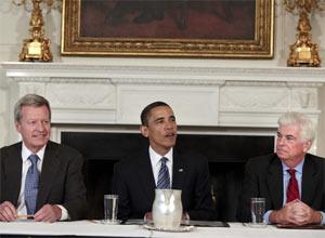 Transcript of President Obama's Remarks On Health Reform