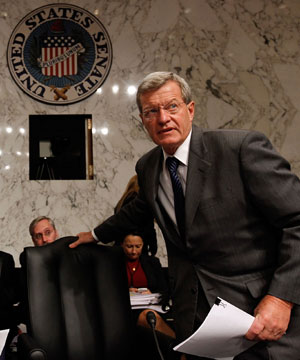 Health On The Hill: Baucus Asks Finance Committee For Truman-Like 'Courage'