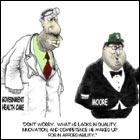KHN's Political Cartoons 2009