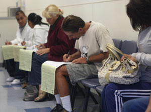 Injury Upon Injury: Californians Losing Jobs Find State Health Safety Net Is Badly Frayed