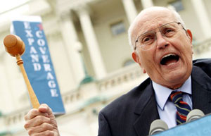 John Dingell: The House's Link To Health-Care History