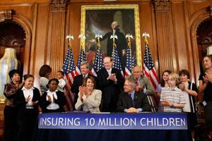 Health Reform Sparks Debate On Future Of Children's Health Program