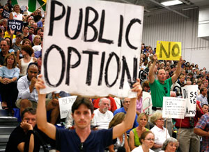 Analysis: Public Option Might Play Only Minor Role In Changing Health Care