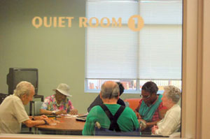 Recession-Driven Cuts Threaten Efforts To Expand Adult Day Care