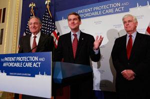 Health On The Hill: After Delays, Senate Votes On Health Bill Amendments