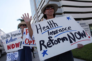 The Immediate Effects Of The Health Reform Bill