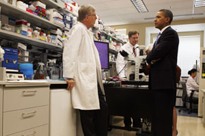 NIH Chief Francis Collins: Medical Research 'Ought To Tell Us What Works'