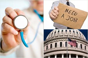 COBRA, Medicaid Subsidies Still Loom Over Congressional Agenda