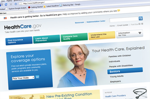 What You Need To Know About The Government's New Health Insurance Website