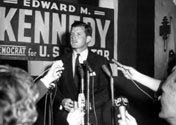 A Timeline of Kennedy's Health Care Achievements And Disappointments