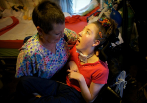 Families Fight To Care For Disabled Kids At Home