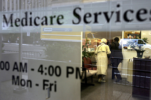 Care At Stake As Congress Nears 'Doc Fix' Deal
