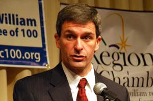 Cuccinelli Says Va. Suit Has 60% Chance Of Prevailing: The KHN Interview