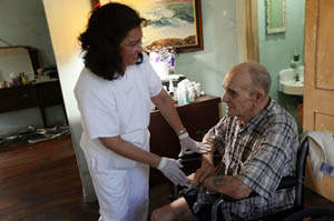 Medicare Rule Sparks Concerns About Patients' Access To Home Health Care