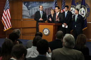 House Passes Ryan's Controversial Budget Plan