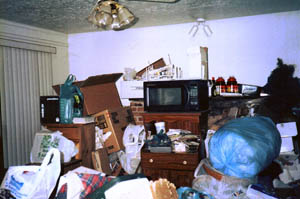 'Big Cleanout' No Cure For Hoarding