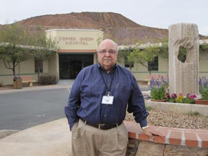 Community Hospital In Rural Arizona Finds Innovative Ways To Survive