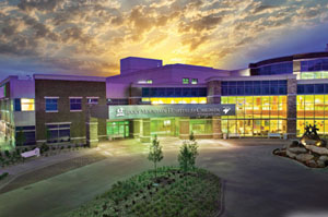Denver: Dueling Hospitals Compete For Patients And Prestige