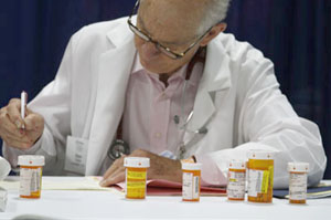 Big-Name Drugs Are Falling Off The 'Patent Cliff'