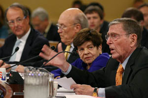 Health On The Hill:  Budget Experts Warn Super Committee About Consequences Of Failure