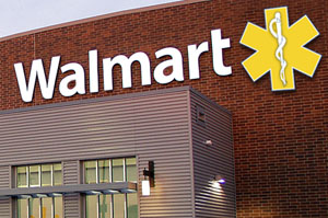 Walmart Wants To Be Nation's Biggest Primary Care Provider