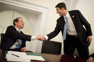 Analysis: Wyden-Ryan Plan Could Neutralize Medicare In 2012 Election