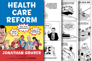 The Health Law Goes Graphic
