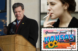 Kansas Tobacco Prevention Funds Diverted To Other Uses